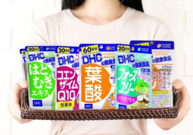 Viên uống DHC của Nhật