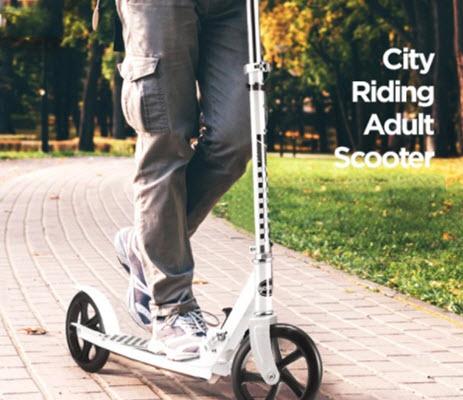 xe scooter điện người lớn