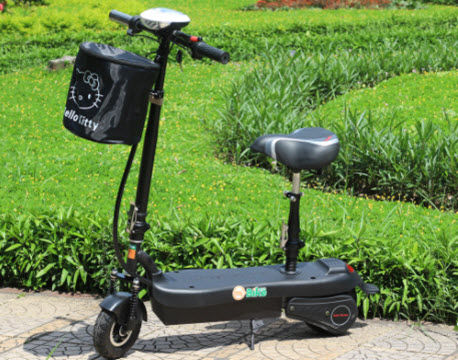 xe scooter điện cũ