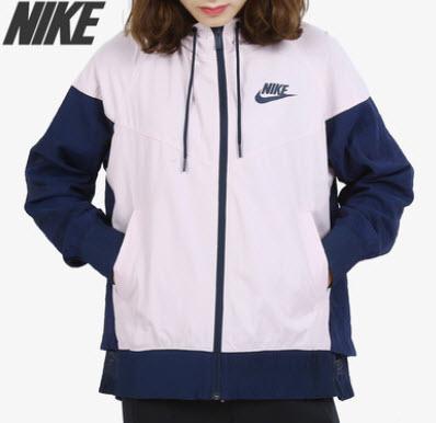 Áo khoác gió Nike nữ