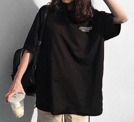 Áo phông nữ Oversize