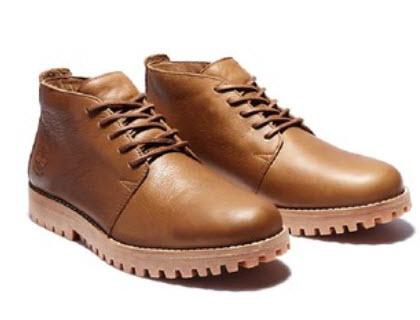 Giày Timberland cổ thấp nam