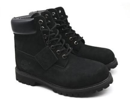 Giày Timberland màu đen