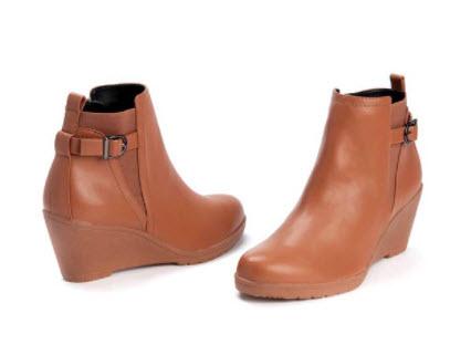 Giày đế xuồng boot Juno