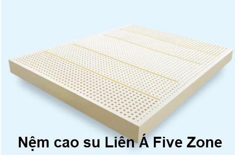 Nệm Liên Á Five Zone