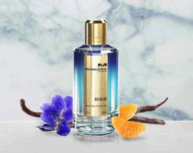 Nước hoa Mancera So Blue