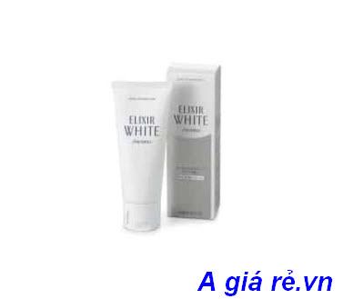 Sữa rửa mặt Shiseido Elixir White
