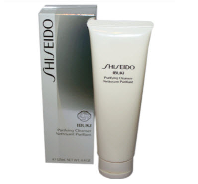Sữa rửa mặt Shiseido Ibuki