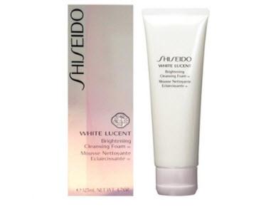 Sữa rửa mặt Shiseido White Lucent