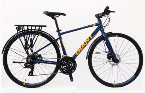 đánh giá xe đạp thể thao giant