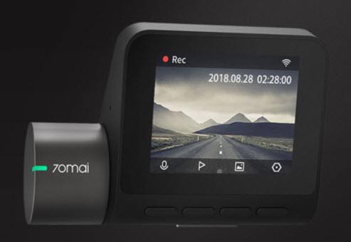 camera hành trình ô tô 70mai pro