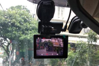 camera hành trình tiếng anh là gì