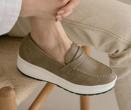 Giày nữ lười thời trang Hàn Quốc