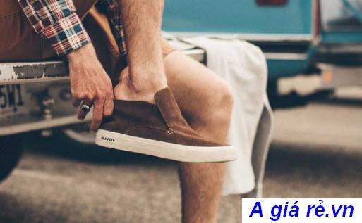Giày slip on là gì?